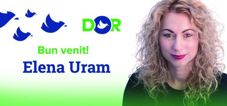 Comunicat de presă UNDOR – 17 August 2020: Elena Uram s-a înscris în UNDOR